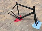 2013 Cannondale Supersix EVO Di2 56cm Carbon Fiber Frame, Black W Red Accents
