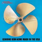 1285 ACME Ski Wake Propeller Prop 14.50 x 14.25 (4 Blade) Splined Left Hand