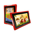 NEW 8 inch Kids Android Tablet PC Quad Core 2Gb RAM 16gb ROM Wifi w/ Red Case