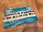 NOS GENUINE GM NEW OLD STOCK VACUUM TUBE HARNESS 14081219 GR.2.420