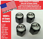Billet Ford 5.0 White Coyote Mustang Cobra Shelby GT Valve Stem Caps - The Best