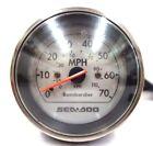 SEADOO OEM PWC Speedometer (MPH) Gauge Assembly (Black) 1998 GTX RFI Model ONLY