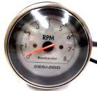 SEADOO OEM PWC Tachometer (RPM) Gauge Assembly (Black) 1998 GTX RFI Model ONLY