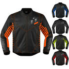 Icon Wireform Mens Textile Street Riding Motorcycle Jackets