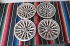 "1970's 1980's Toyota Mazda Nissan Datsun 14"" Inch Hubcaps Wheel Covers Hub Caps"