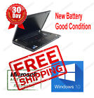 Lenovo Thinkpad T520 laptop i5 2.5GHz 8GB ram 128GB SSD W10H NewBattery Warranty