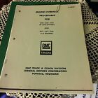 ENGINE REPAIR MANUAL ORIG GM ENGINES 230-250-292-307-327-396-XEROX COPY