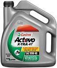 Castrol 10W40 Actevo X-tra 4T Motorcycle Oil - 1 Gallon 3166
