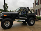 1981 Jeep CJ 7 CJ 7 Fully Restored, Chevy 350, Lifted with 35's, DANA