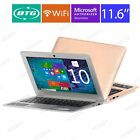 "SOSOON I802 Laptop 11.6"" Windows 10 2GB 32GB Quad Core Processor 1.80GHz Netbook"