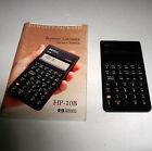 Hewlett-Packard Business Calculator HP - 10B With Manual