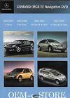 2005 2006 2007 Mercedes Benz C240 C280 C320 C350 C55 AMG Navigation OEM DVD Map
