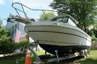 2000 Thompson Fisherman 260 Caddy Boat with Enclosed Hardtop and many extras...