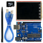 UNO R3 Board / 2.8 Inch TFT LCD Touch Screen Module For Arduino