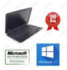 """Dell Latitude E5530 i5 3210M 2.5GHz 4GB ram 320GB HDD 15""""W W10H Laptop DVDRW WTY"""