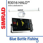 SIMRAD R3016 Radar Control Unit w/ HALO-6
