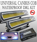 FXPR CHEVROLET 1set Bright Canbus Fog Lamp COB Waterproof White DR EV6245