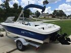 2006 bayliner 175 one owner