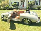 "1957 Replica/Kit Makes PORSHE REPLICA 2 DOOR CONVERTIBLE 1957 PORSHE ""SPEEDSTER"" 356 REPLICA"