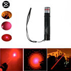 Powerful 850 Red Light Laser Pointer Pen 5mW 405NM Burning Match Visible Beam