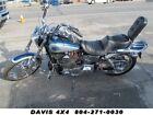 Dyna Dyna Wide Glide FXDWG 2000 Harley-Davidson FXDWG Dyna Wide Glide FXDWG 18706 Miles Blue Convertible  A