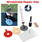 Set of Windscreen Windshield Repair Tool DIY Car Kit Wind Glass For Chip& Crack