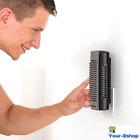 Indoor Air Purifier Ionizer UV Quiet Sanitizer Smoke Odor Dust Remover Cleaner