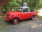 1961 International Harvester Scout  1961 International Scout Hot Rod