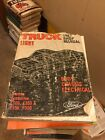 1987 Ford Light Truck Shop Manual - Body, Chassis, Electrical