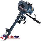 3.5HP 2 Stroke Outboard Engine Petrol Power Fishing Boat Engine Motor CDI System