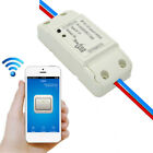 DC5V DIY Wi-Fi Wireless Switch Smart With ABS Shell Mobile APP Socket 10A