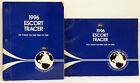 OEM 1996 Ford Escort / Mercury Tracer Service Manual & EVT Manual
