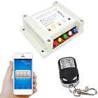 4-CH Wi-Fi Wireless Switch 4-Button Remote Control Relay Switch AC85-265V #3