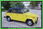 1973 Volkswagen Thing  1973 Used Manual