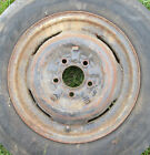1939 40 41 42 oldsmobile 16 inch wheels set of 5 fits pontiac 39 to 48