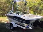 2005 Sea Ray 185 Sport Boat with Trailer