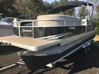 No Reserve $1 start  2011 Sweetwater 2286 pontoon with 75 Yamaha 4 stroke.