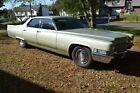 1969 Cadillac Sedan DeVille  1969 Cadillac Sedan DeVille 4 door hardtop Price Drop!