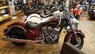 2017 Indian Classic  2017 Indian Motorcycle Classic - Burgundy/Metallic