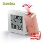 Oregon Scientific RM338PA Projection Atomic Clock Indoor Temperature, Rose Gold