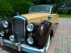 1955 Bentley Empress Freestone & Webb Coach built 1955 Bentley Empress by Freestone & Webb