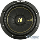 NEW KICKER 44CWCS84 CompC CWCS84 400W 8 Inch CompC 4 Ohm Car Subwoofer