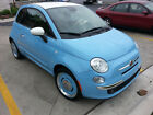 2015 Fiat 500 Lounge 2015 Fiat 500 Lounge, limited 1957 special edition