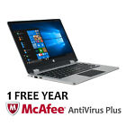 Touchscreen Laptop 11.6 Inches Convertible Windows 10 Home Office 32GB Brand New