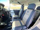 Cessna 210, 205, 206 complete custom leather interior