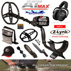 NEW Garrett AT MAX Metal Detector With PRO BUNDLE ACCESSORIES & FREE SHIPPING !