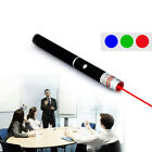 Green/Red /Blue Laser Pointer Pen Beam Light 650nm 5mW Professional High Power L