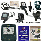 White's TreasureMaster Metal Detector With *** FREE DETECTING BUNDLE ***