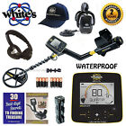 WHITES MX SPORT WATERPROOF Metal Detector With LAND & WATERPROOF HEADPHONES +