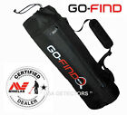 NEW Minelab GO-FIND Metal Detector CARRY BAG For GO FIND 20, 40 & 60